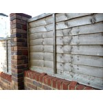 Fence Support Bricks