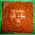 Sun - Ornamental Tile