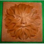 Face - Ornamental Tile