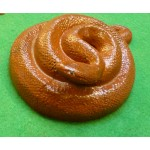Ornamental Snake - Terracotta